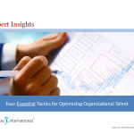 02-four Essential Tactics for Optimizing Organizational Talent