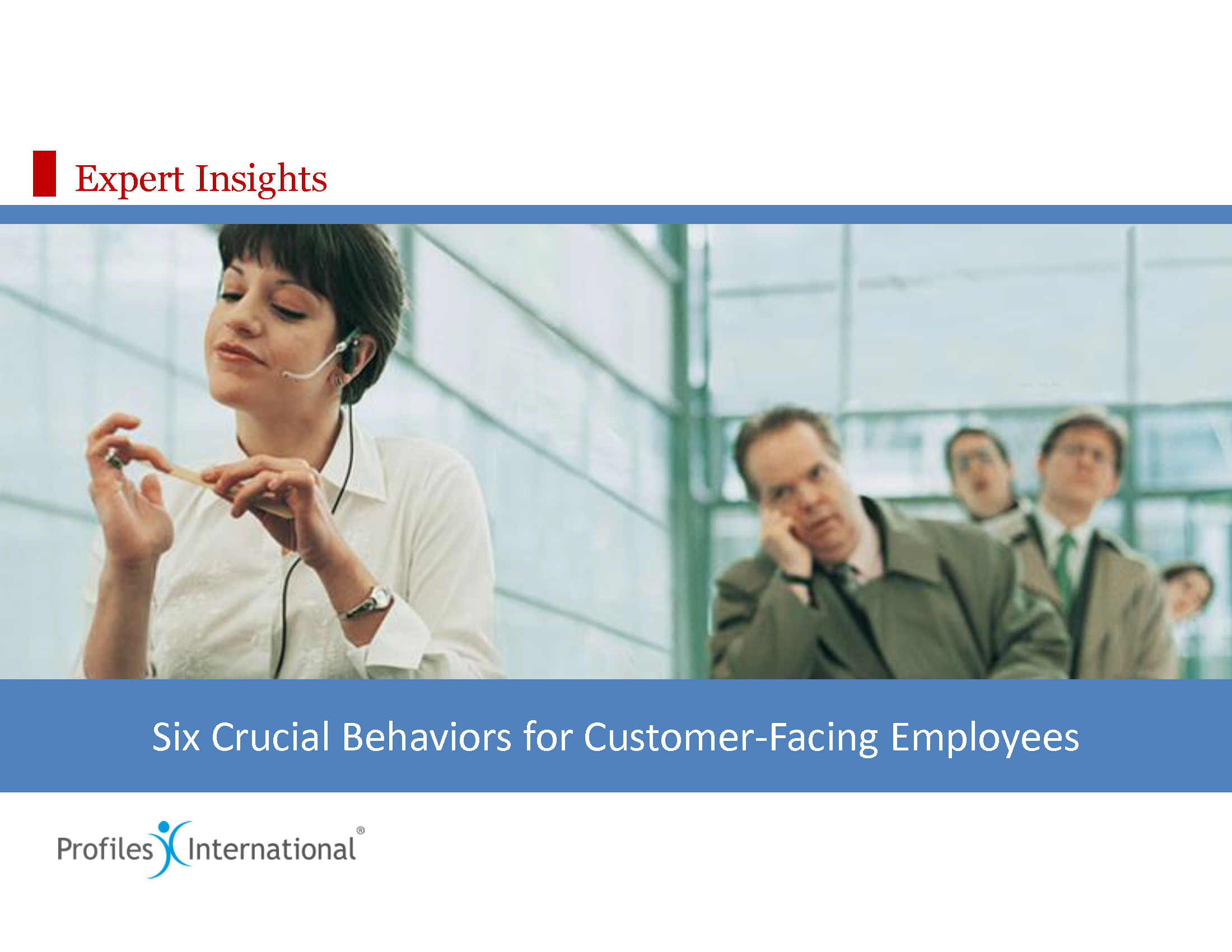 05-six-Crucial Behaviors for Customer Facing Employees